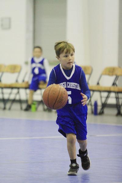 Rec Basketball - Team Georgia Christian - January 24 2021