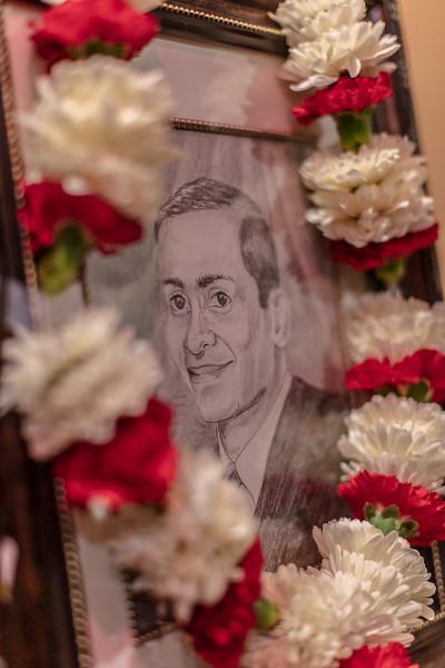 Manu Patel Funeral