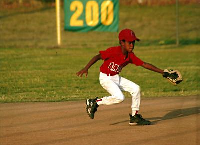 Noah Baseball - March 14, 2007