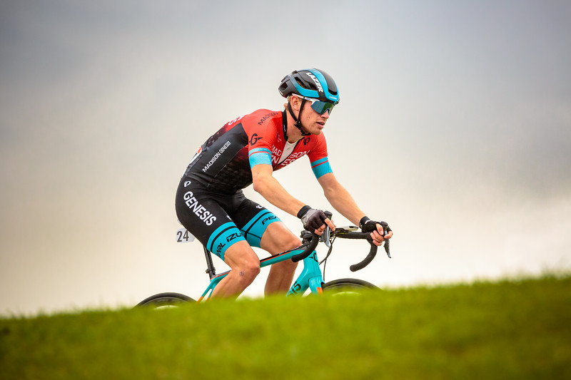 Joey Walker of Madison Genesis at the Ryedale Grand Prix 2019