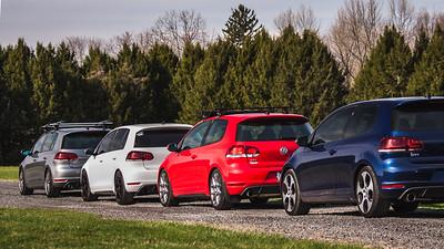 Car Meet: GolfMk6.com x Nockamixon