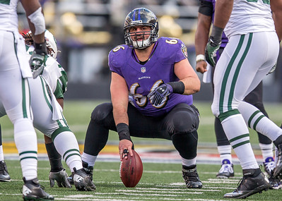 Gino Gradkowski  - NFL