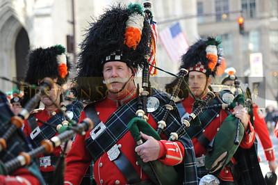 2018 - St. Patrick's Day Parade