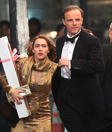 2010-05-29 - Kate Winslet filmset