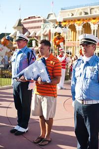 Champions at Disney Parks