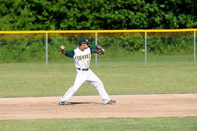 Varsity Baseball - DCG 2012
