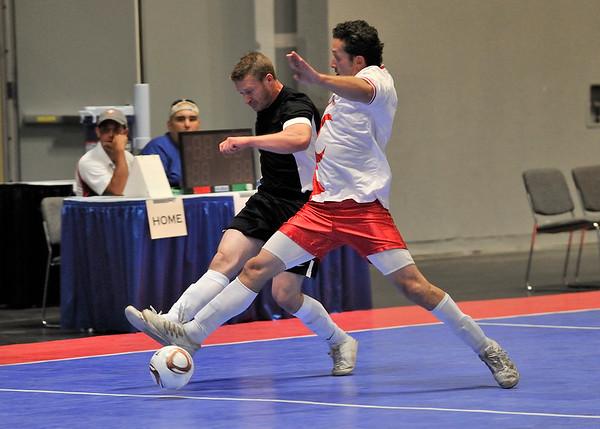 Soccer - Indoor