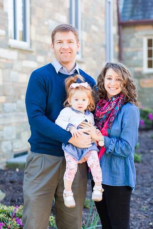 Jeff, Elizabeth & Isabella (Nov 2018)