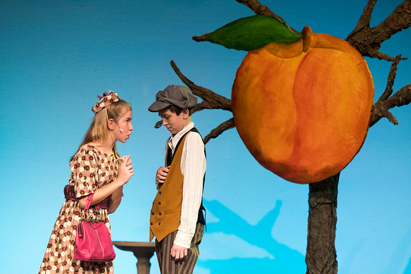 MS Musical James and the Giant Peach, May 2018