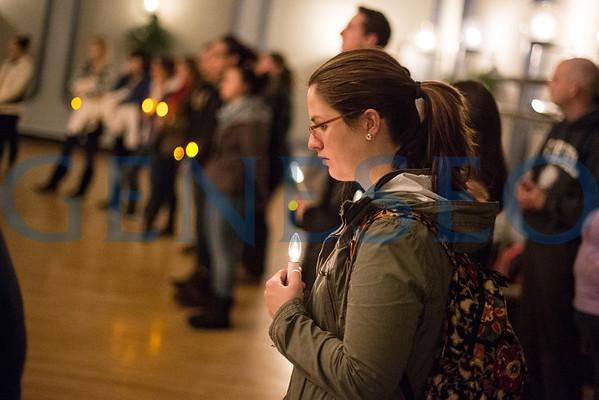 Sandy Hook Elementary Candlelight Vigil