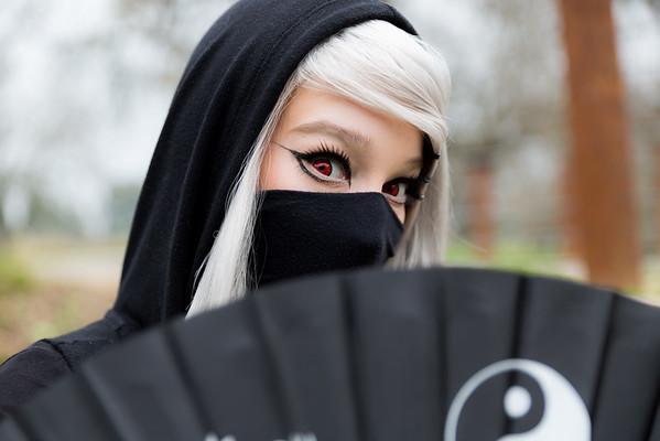 Ninja Babe