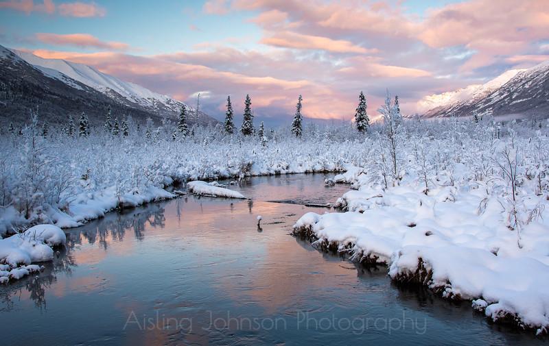 Early Morning, Eagle River, Alaska