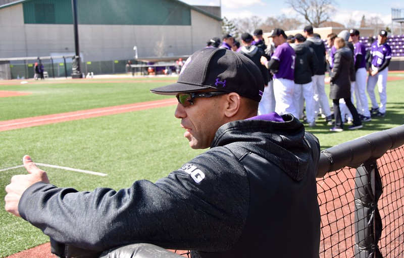 B1G Ten Baseball - Northwestern v. Maryland  (Evanston, IL)