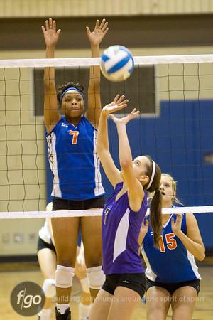 Minneapolis Southwest v Washburn Volleyball 10-17-11