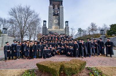 2018-12-13 Fall Quarter Graduates