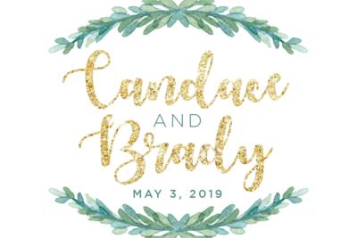 Candace & Brady (prints)