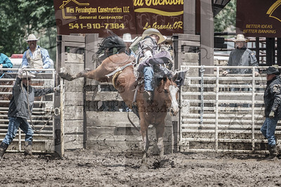 Eastern Oregon Livestock Show and Rodeo 2018 - Sunday Performance