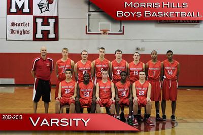 2012-2013 Varsity