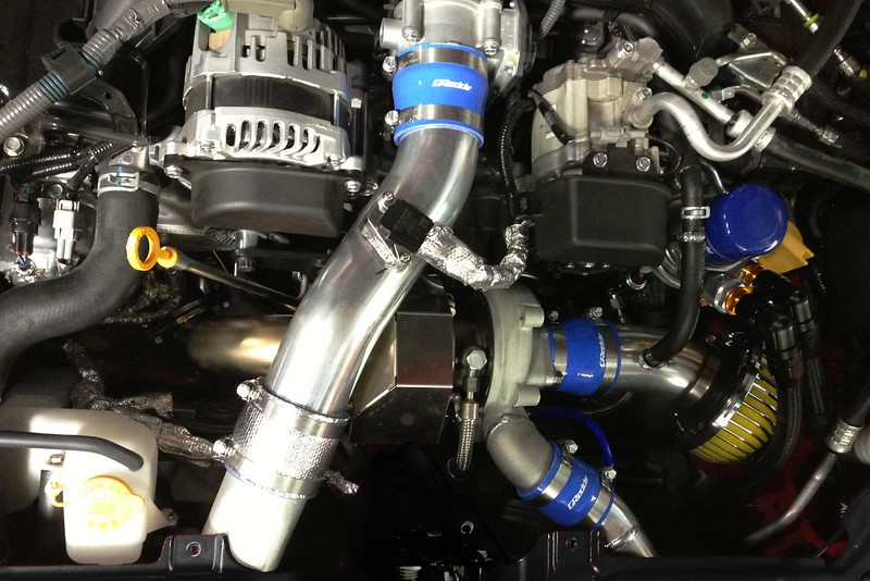 GReddy, scion FR-S, subaru BRZ, T518Z turbo, T518Z Tuner Turbo Kit, frs turbo kit, brz turbo kit