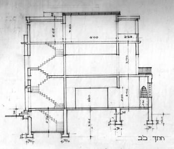 Dr. Theodor Zlocisti House, Tel Aviv - 1938