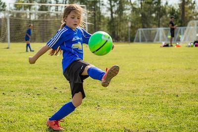 Emmylou 2016 Soccer