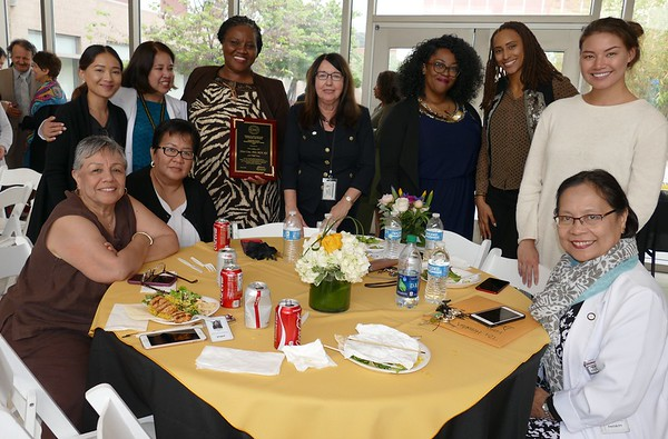 2018 Faculty Awards Reception