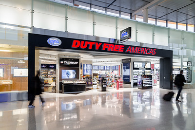 Duty Free Americas - IAD - 20180118