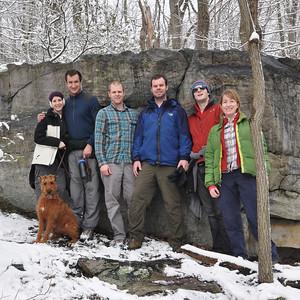 Bear Spring Cabin Winter 2012