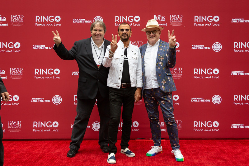 2019_07_07, Birthday, CA, Capitol Records, Los Angeles, Ringo, Ringo Starr, Names