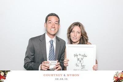 courtney + myron