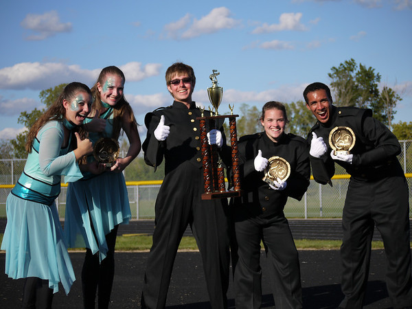Lamphere Competition 2012
