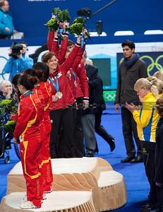 Women's Gold Medal Curling