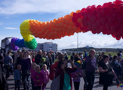 Hinsegin dagar (gay pride) 2011