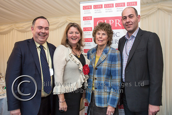 CIPR Charity Lunch 2013