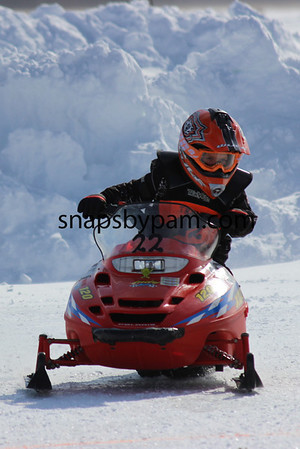 KCPRO East Snowmobile Racing 2014