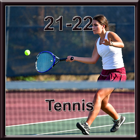 21-22 Tennis