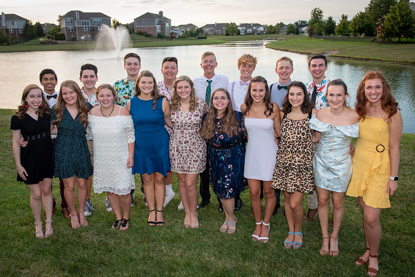 2019 Zionsville Homecoming