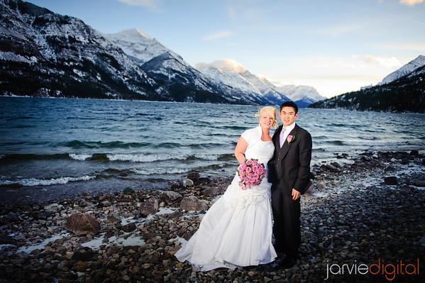 Alberta Wedding Pictures
