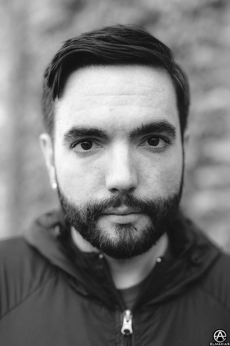 Jeremy McKinnon of A Day To Remember at Copenhell in Copenhagen, Denmark