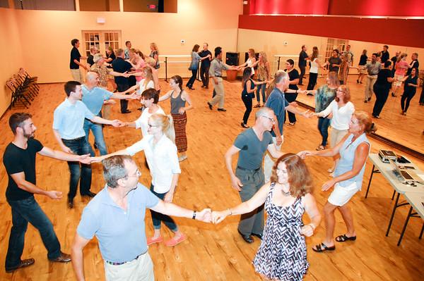 20150806 - West Coast Swing in Norwalk, CT