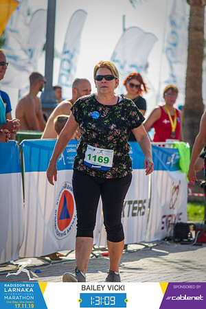 3rd  Radisson Blu Larnaka International Marathon