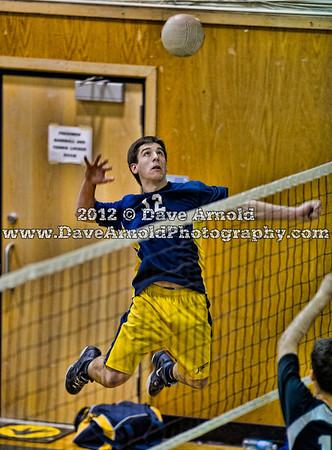 5/18/2012 - Boys Varsity Volleyball - Needham