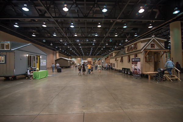 Birmingham Tiny House Roadshow images