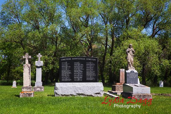 Fannystelle Cemetery, 2965