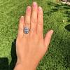 1.75ctw Edwardian Toi et Moi Old European Cut Diamond Ring  59