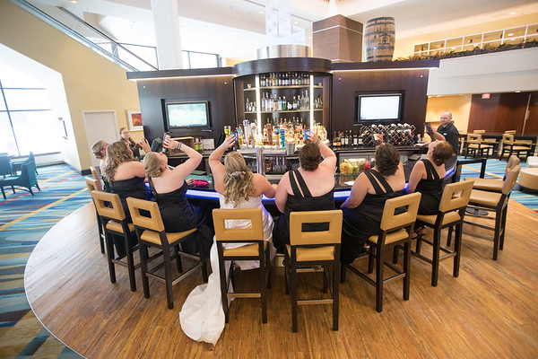Cheers at the Bar