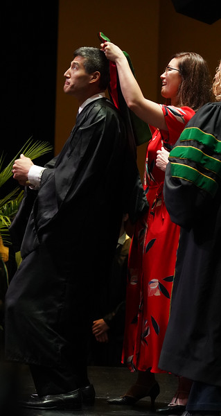 Physician Assistant Program Hooding Ceremony
