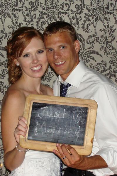 Amy and Trey wedding