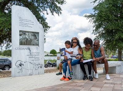 Memorial Day 2021 at Patriot Plaza