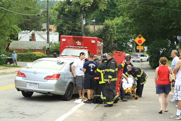 Leominster Car Accident July 2nd 2014